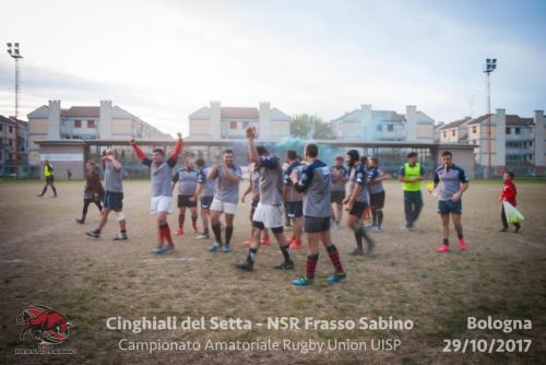 Cinghiali del Setta - NSR Frasso Sabino