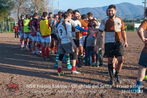 NSR Frasso Sabino - Cinghiali del setta