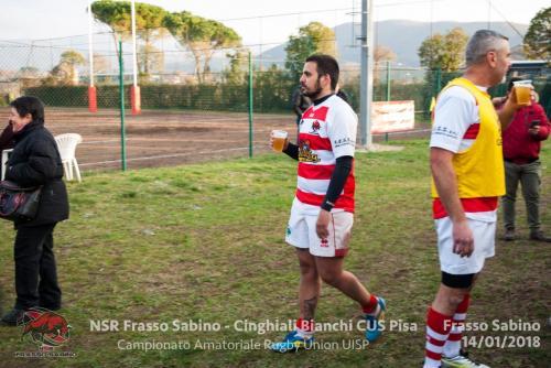 NSR Frasso Sabino - CUS Pisa